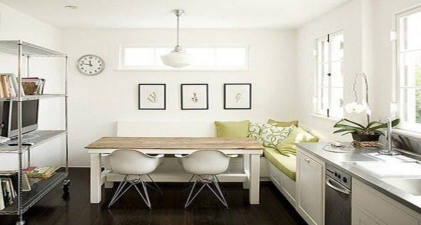 Rustic Dining Room Table Plans Small Kitchen