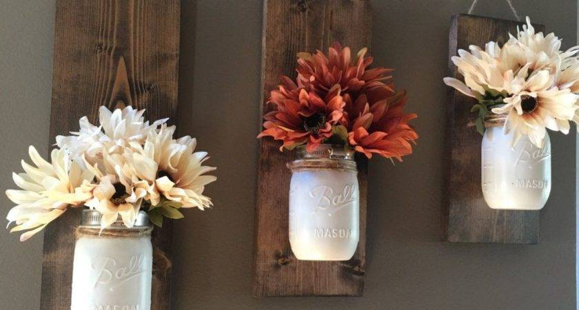 Rustic Home Decor Ideas Can Build Yourself