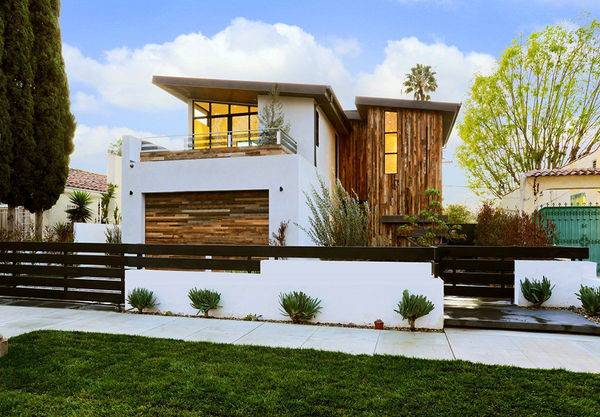 Rustic Japanese Inspired Homes Modern Style House