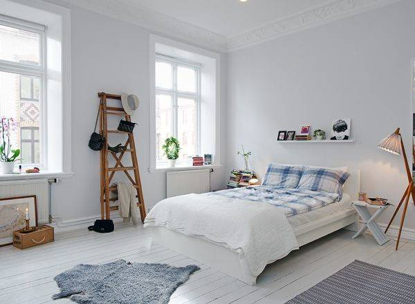 Scandinavian Bedroom Ideas Looks Beautiful Modern