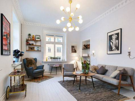 Scandinavian Home Decor Proves Less More Stylecaster