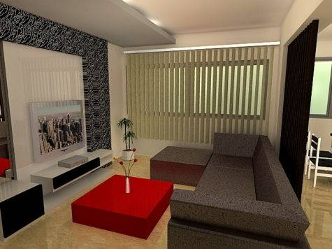 Secrets Contemporary Home Decoration Interior