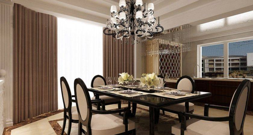 Selecting Right Chandelier Bring Dining Room