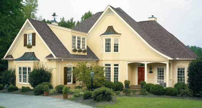 Selecting Right Color House Exterior Find