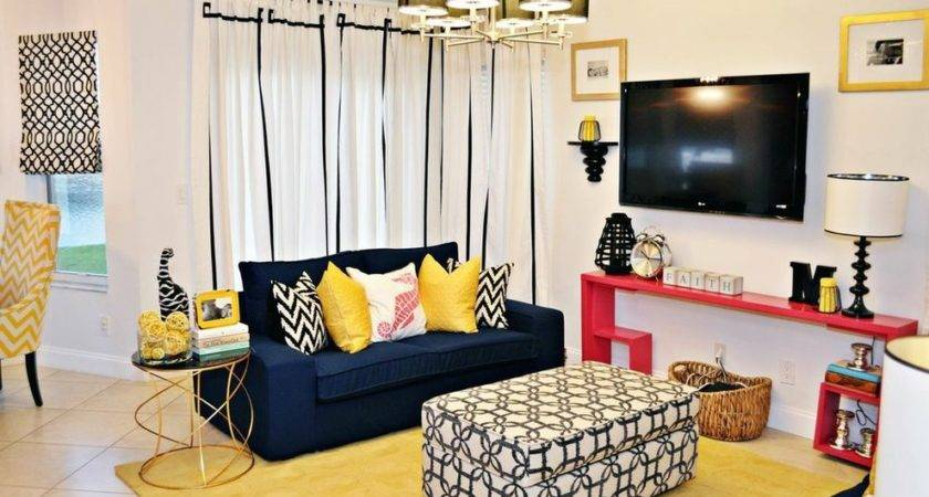 Sensational Yellow Accent Chair Decorating Ideas