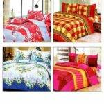 Seville Multi Color Bedsheets Pillow Covers Buy