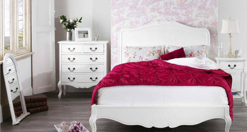 Shabby Chic Bedroom Furniture Ideas Refined