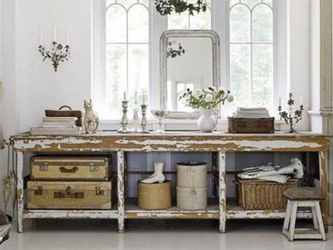 Shabby Chic Cor Ideas Furnish Burnish