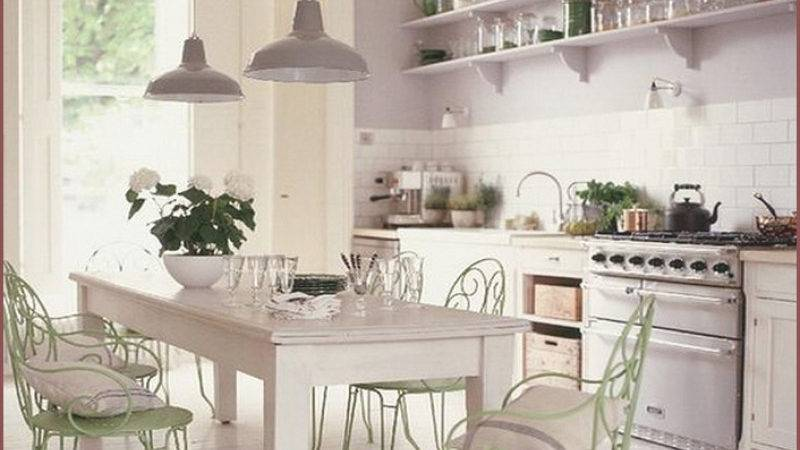 Shabby Chic Kitchen Cabinets Budget New