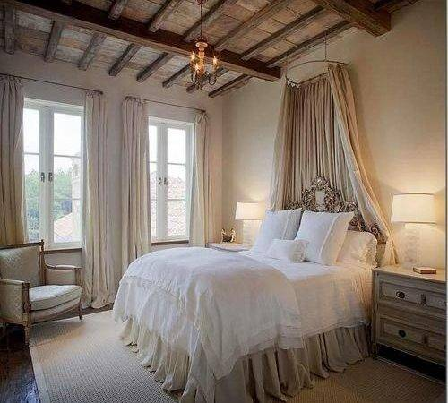 Shabby Chic Master Bedroom Room Romantic Bedrooms Beds
