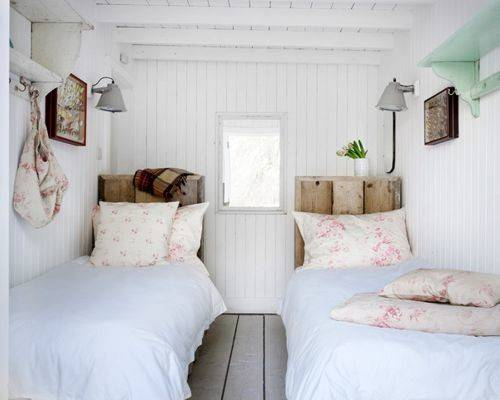 Shabby Chic Style Guest Bedroom Design Ideas Remodels