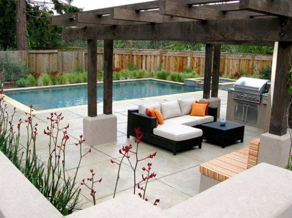 Shaded Perfection Elegant Pergola Designs