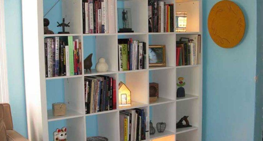 Shelving Ideas Small Rooms Storage