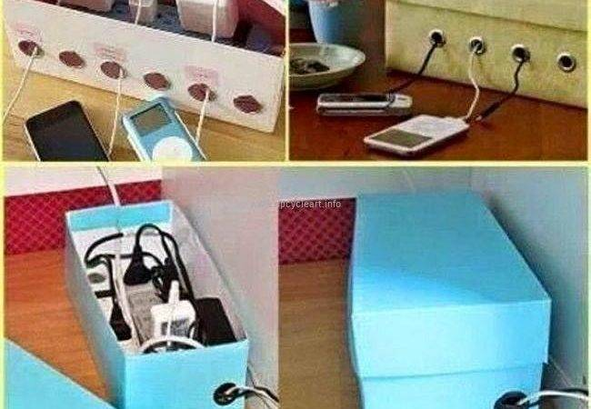 Shoe Boxes Reuse Ideas Upcycle Art