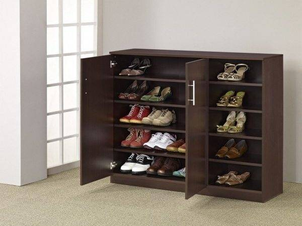 Shoe Storage Small Spaces