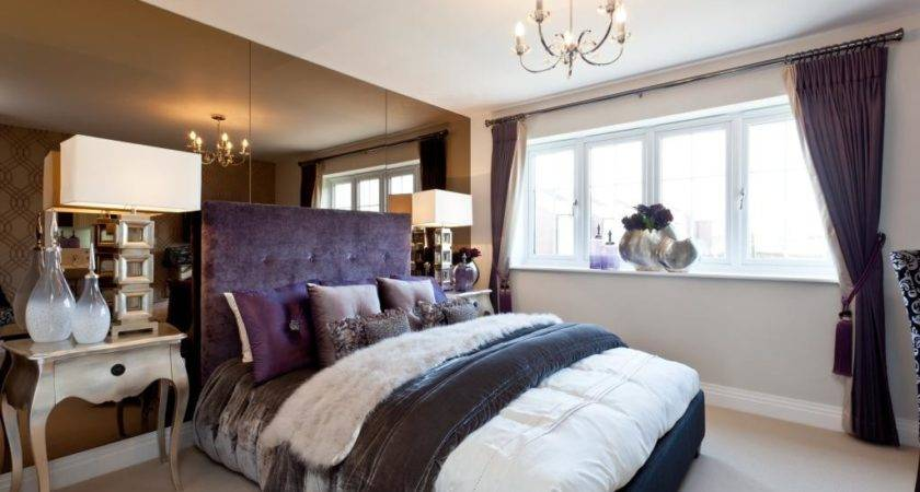 Show House Bedroom Ideas Industrial Apartment