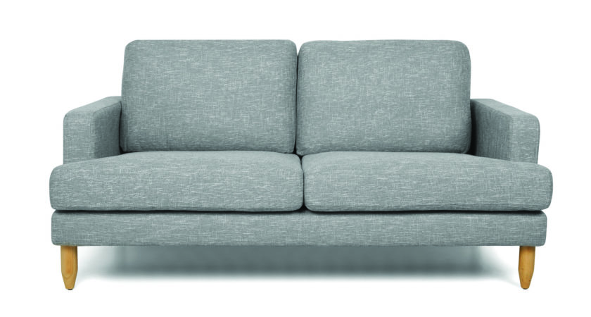 Silver Grey Sofas Sofa Couch Colette Gray American