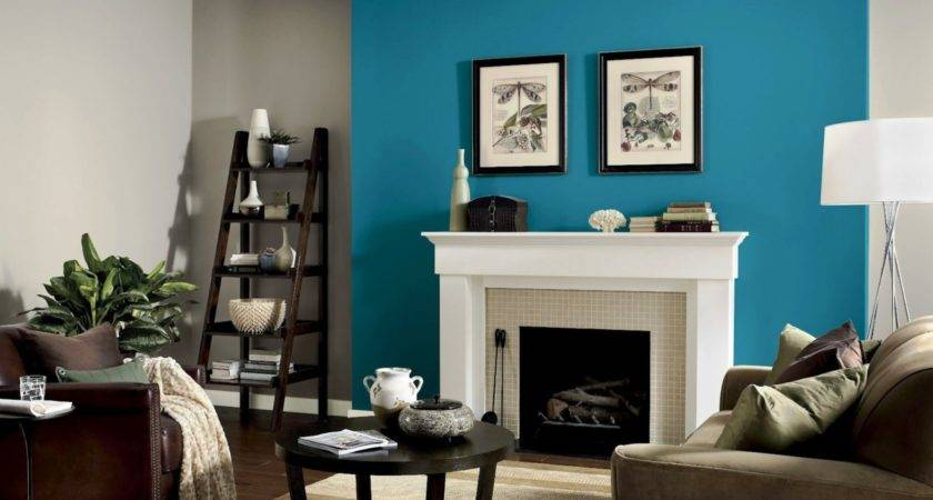 Silver Teal Living Room Ideas Pattern