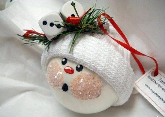 Simple Christmas Crafts Adults Special Day Celebrations