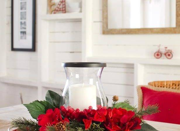Simple Elegant Diy Christmas Centerpieces Style