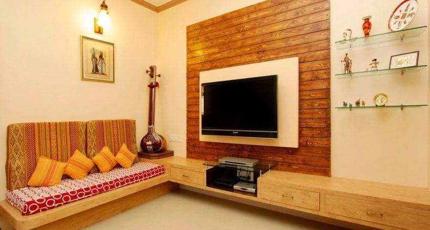 Simple Hall Designs Indian Homes Living Interior