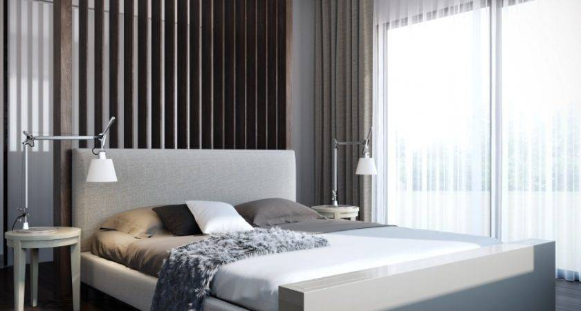 Simple Modern Bedroom Interior Design Ideas