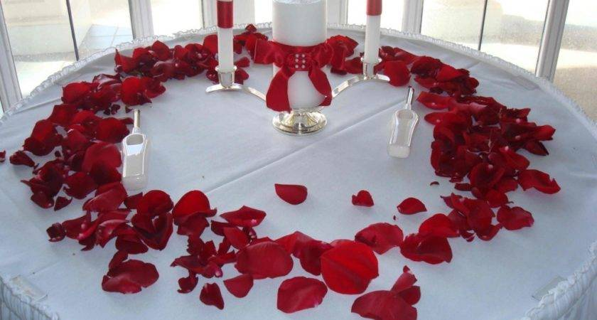 Simple Wedding Decorations Table Nice Decoration