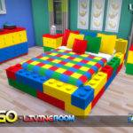 Sims Blog Lego Bedroom Set Lunararc