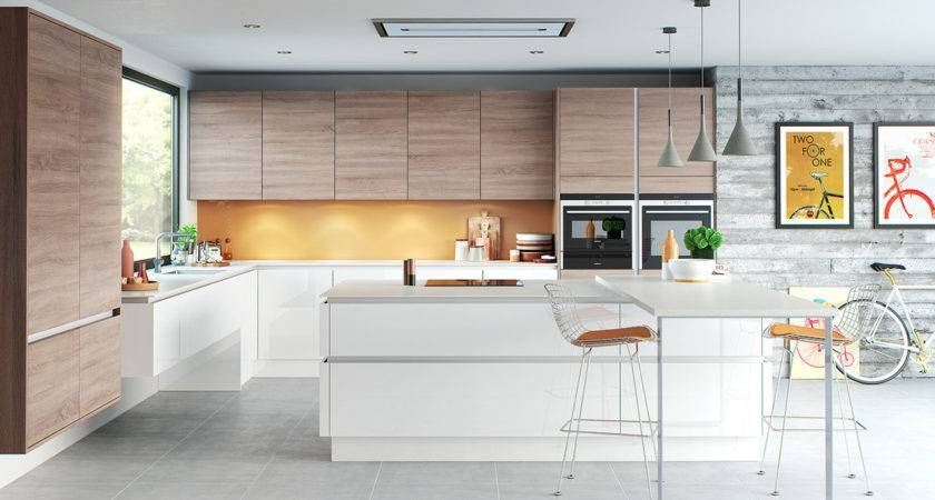 Sleek Kitchen Designs Beautiful Simplicity