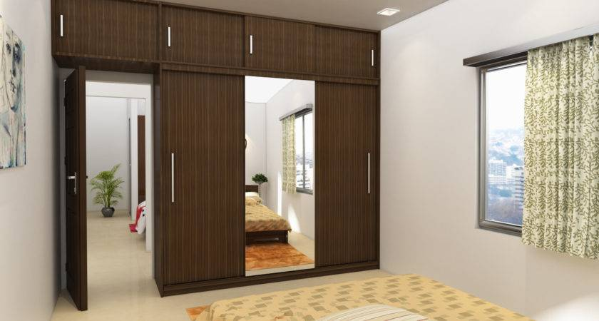 Sliding Door Wardrobe Design Ideas