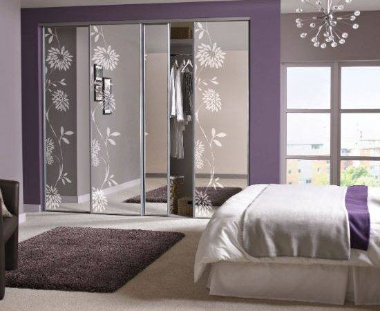 Sliding Mirrored Wardrobes Fitted