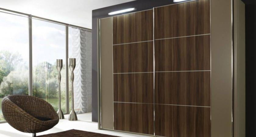 Sliding Wardrobe Door Designs