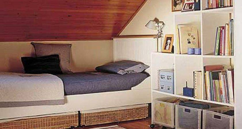 Small Attic Bedroom Dgmagnets
