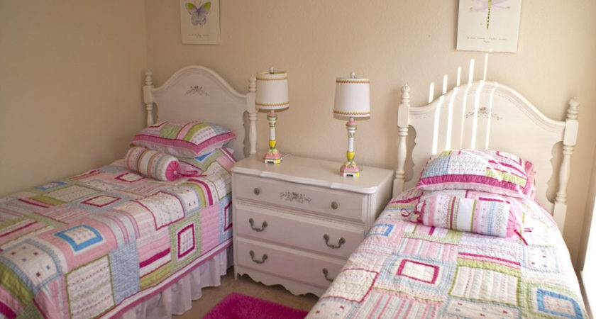 Small Bedroom Design Ideas Two Girls Share Home