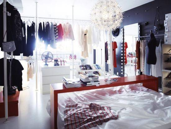 Small Bedrooms Storage Solutions Decoration Inspiration