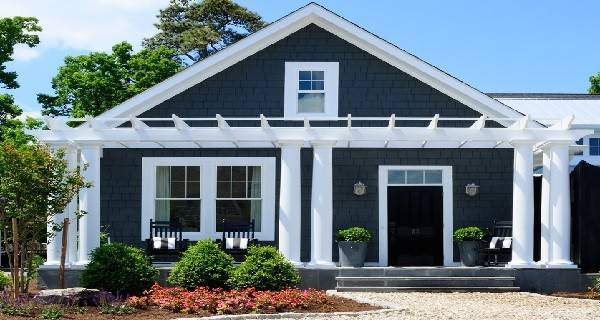 Small House Exterior Paint Color Ideas Home Designs Blog