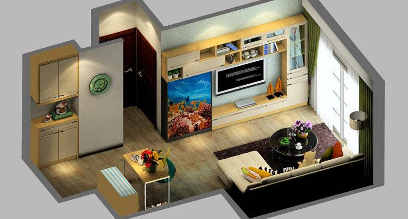Small House Interior Design Aquarium Dma Homes