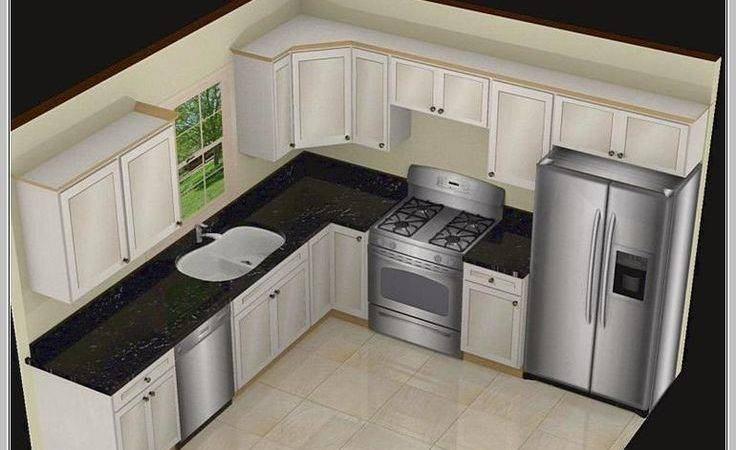 Small Kitchen Design Decorate