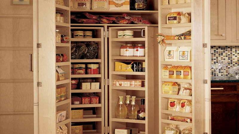 Small Kitchen Pantry Cabinet Plans New Interior Ideas