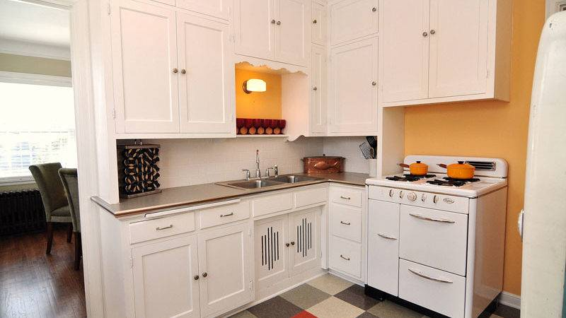 Small Kitchen Remodeling Ideas