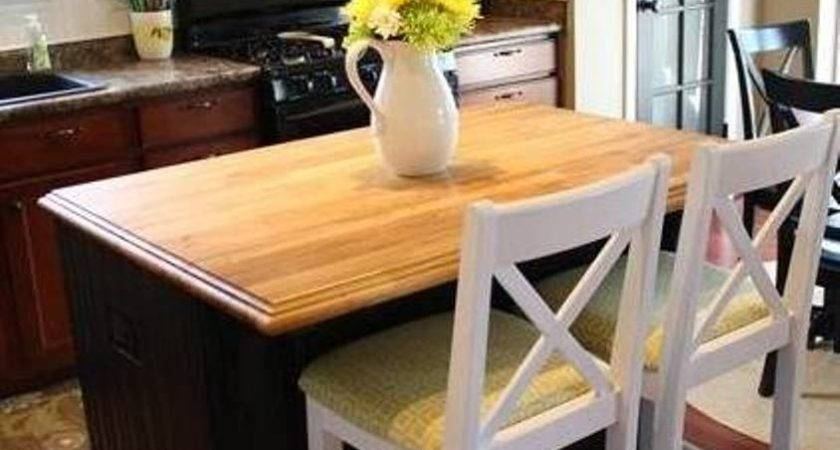 Small Kitchen Table Two Tables