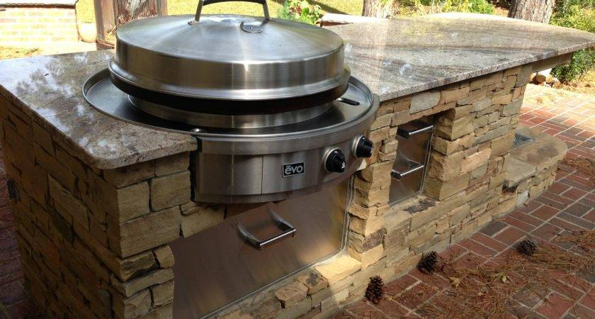 Small Kitchens Bbq Islands Fireside Outdoor