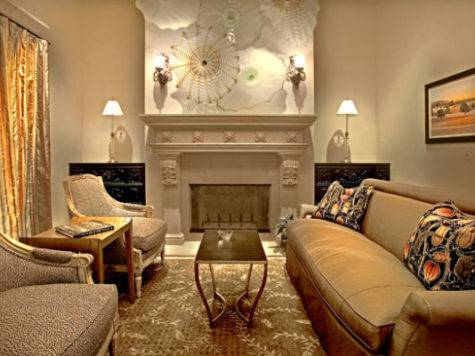 Small Living Room Decor Ideas Home Round