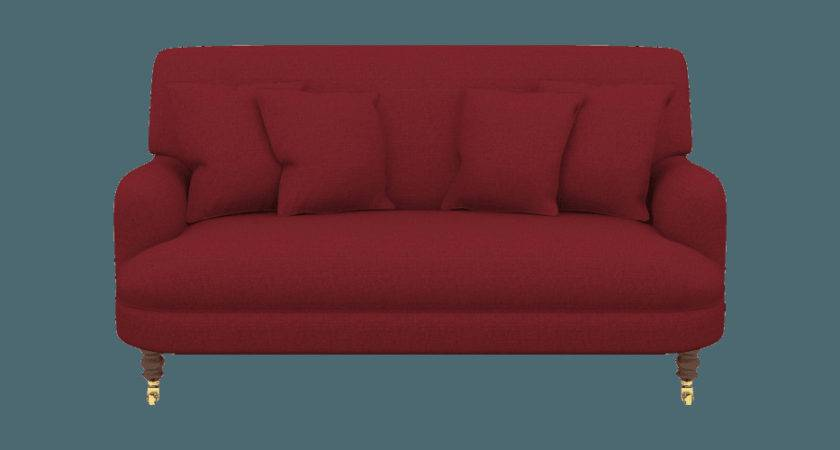 Small Sofas Seater Living Room Love Seats
