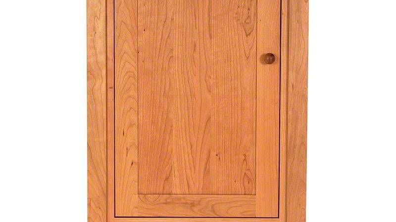 Small Solid Wood Door Buffet Cabinet Made Dining