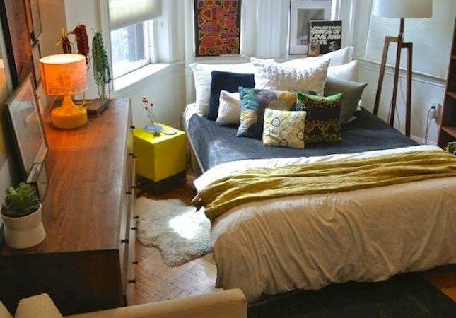 Small Space Hacks Make Your Studio Apt Seem Huge