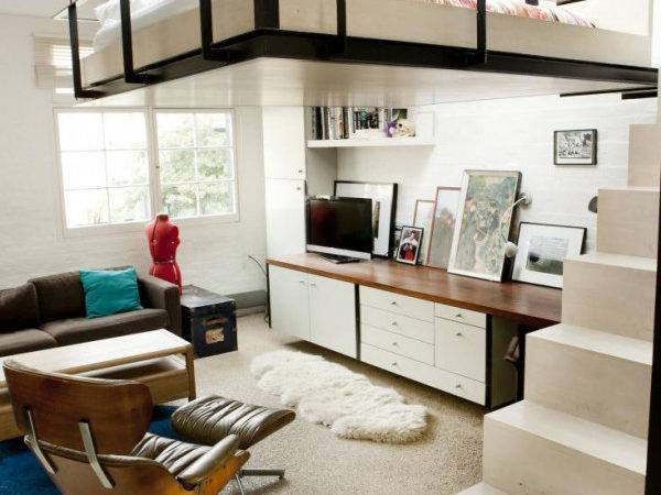 Smart Small Studio Apartment Design Ideas Big