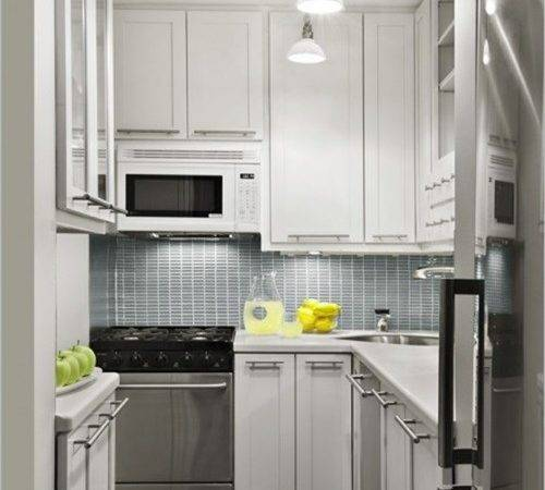 Smart Space Saving Ideas Small Kitchens Interior