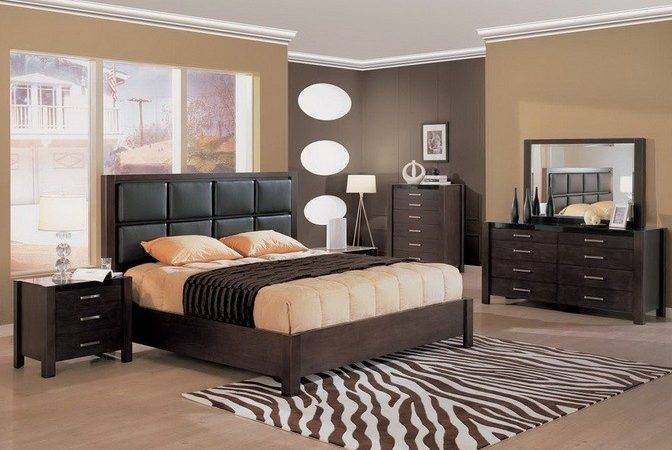 Soft Brown Bedroom Colors Black Furniture Decolover
