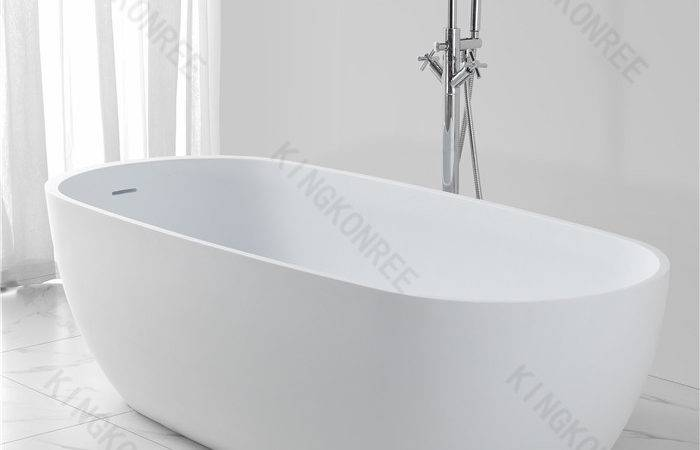Solid Surface Freestanding Tubs Small Bathtub